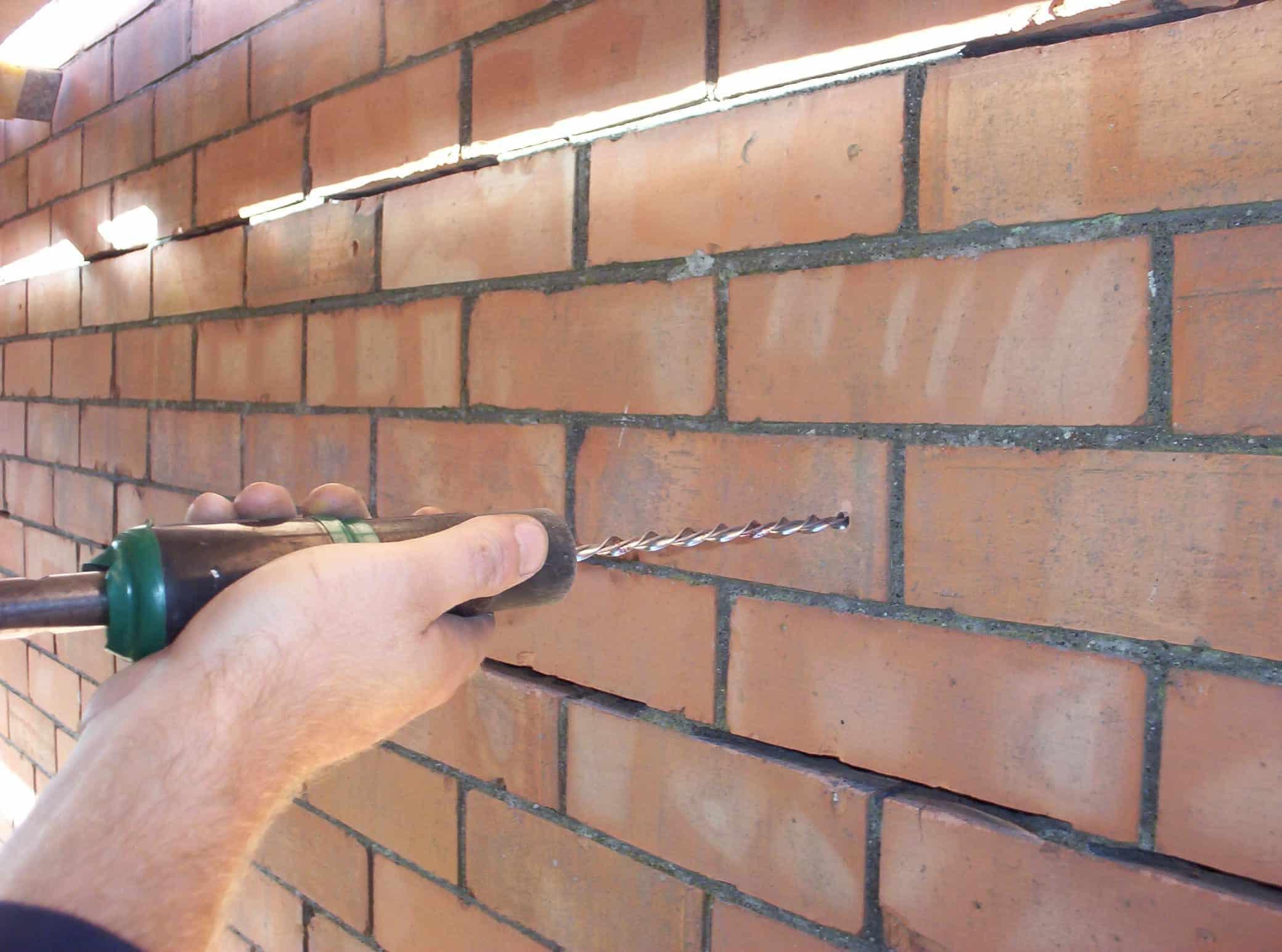 Cavity Wall Tie Replacement Amp Repair Asrs Ltd
